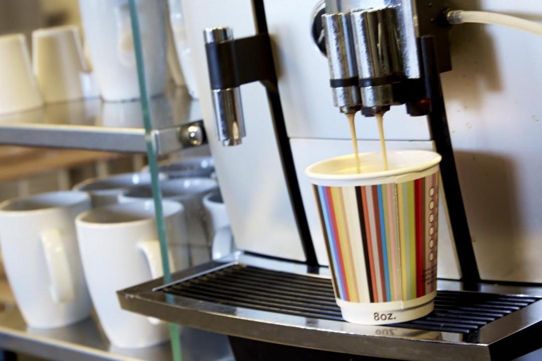Kaffe i mange varianter