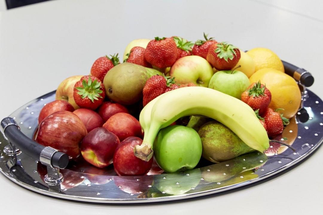 Alltid frisk frukt